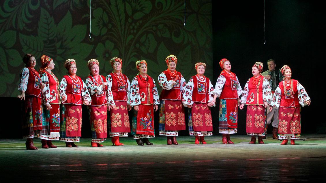 Концерт фолк-колективу «Сіверяни»: дві години справжньої музичної автентики та естетики для слуху