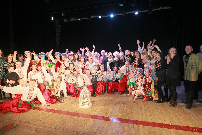 Народному ансамблю танцю «Дружба» МПК 50 років!!!😍😍😍